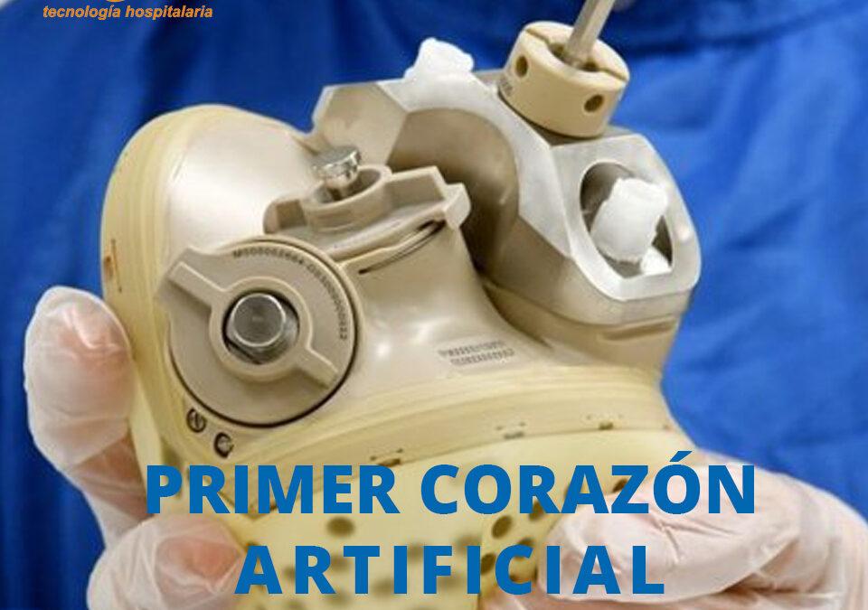 Reguladores europeos aprueban venta del primer corazón artificial total para 2021