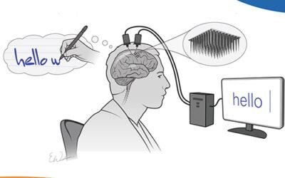 Desarrollan interfaz cerebro-computadora para pacientes parapléjicos que permite escribir con pensarlo.