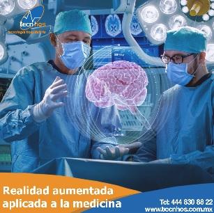 Realidad aumentada aplicada a la medicina